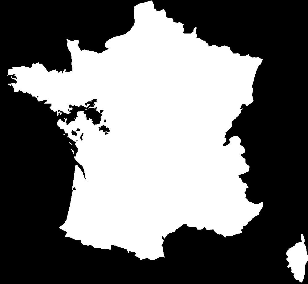 situation géographique pays de la Loire France