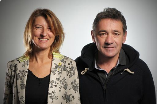 Patrice & Pascale DAVID